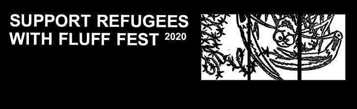 Fluff Fest 2020 Cancelled, Campaign to Support Refugees Launched Instead